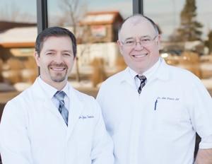 Chiropractors Kalispell MT John Francis Sr. John Francis Jr.