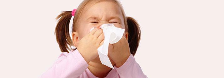 Sick Child with Coronavirus in Kalispell MT